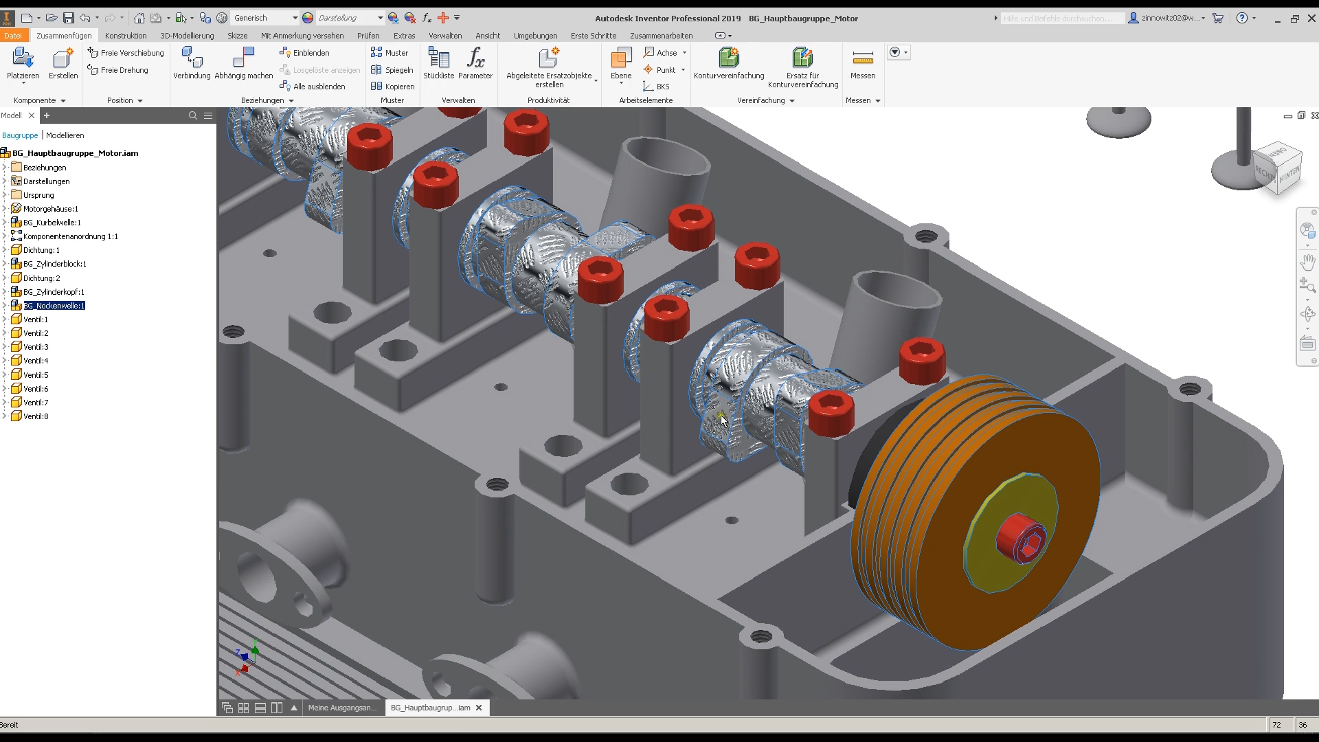 Autodesk Inventor 2019 Grundlagenkurs – Online Software Kurs