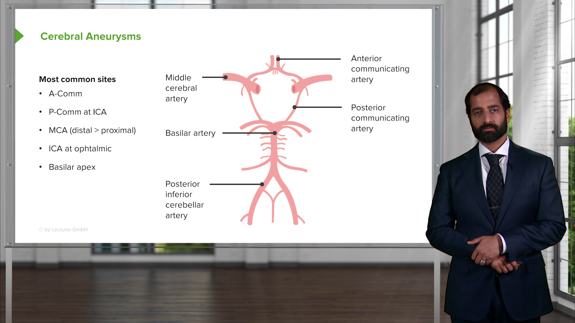 Clinical Neurology – Online USMLE Prep Course | Lecturio