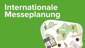 Internationale Messeplanung