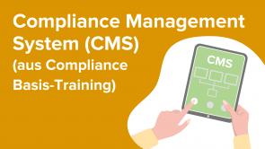 Compliance Management System (CMS) (aus Compliance Basis-Training)