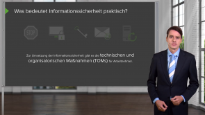 Informationssicherheit (aus Compliance Basis-Training)