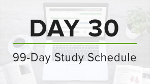 Day 30: Behavioral & Biostatistics – Review First Aid and Qbank