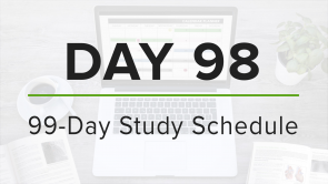 Day 98: Exam Simulation – Qbank