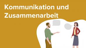 Kommunikation und Zusammenarbeit
