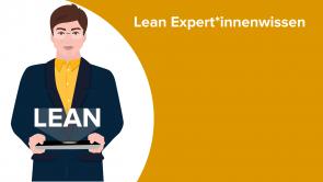 Lean Expert*innenwissen