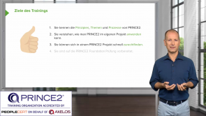 PRINCE2® – Foundation 2017 inkl. Prüfung