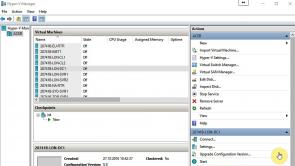 Einrichten und Konfigurieren der Active Directory Domänendienste