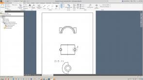 Zeichnungsableitungen, Präsentation und Archivierung