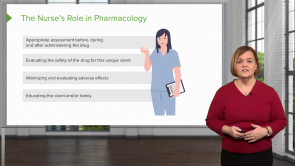 Pharmacology and Implications for Nursing