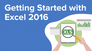 Getting Started with Excel 2016 (EN)