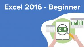 Excel 2016 - Beginner (EN)