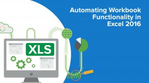 Automating Workbook Functionality in Excel 2016 (EN)