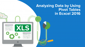 Analyzing Data by Using Pivot Tables in Excel 2016 (EN)
