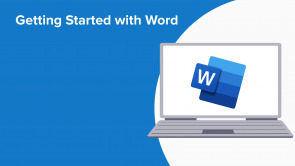 Getting Started with Word (EN)