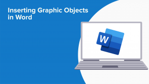 Inserting Graphic Objects in Word (EN)