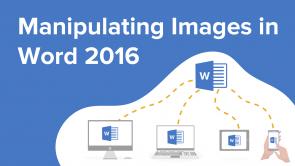 Manipulating Images in Word 2016 (EN)