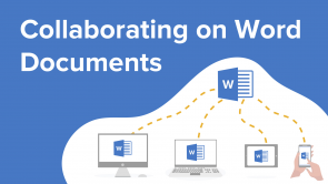 Collaborating on Word Documents (EN)