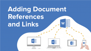 Adding Document References and Links (EN)