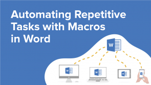 Automating Repetitive Tasks with Macros in Word (EN)