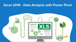 Excel 2016 - Data Analysis with Power Pivot (EN)