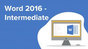 Word 2016 - Intermediate (EN)