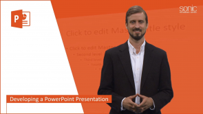Developing a PowerPoint Presentation (EN)
