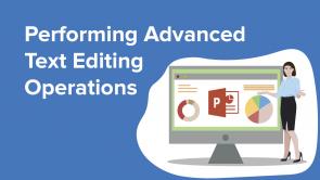 Performing Advanced Text Editing Operations (EN)