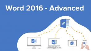 Word 2016 - Advanced (EN)