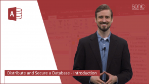 Distributing and Securing a Database (EN)
