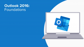 Outlook 2016: Foundations (EN)