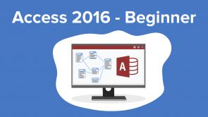 Access 2016 - Beginner (EN)