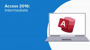 Access 2016: Intermediate (EN)