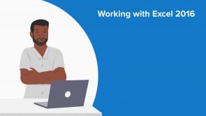 Working with Excel 2016 (EN)