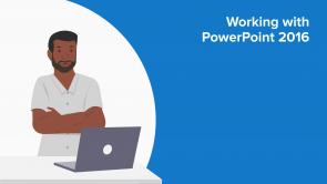 Working with PowerPoint 2016 (EN)