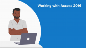 Working with Access 2016 (EN)