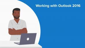 Working with Outlook 2016 (EN)