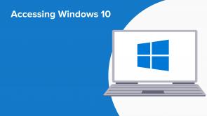 Accessing Windows 10 (EN)