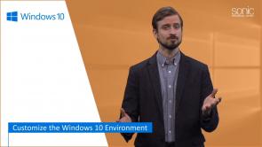 Customizing the Windows 10 Environment (EN)