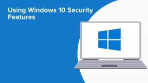 Using Windows 10 Security Features (EN)