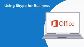 Using Skype for Business (EN)