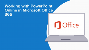 Working with PowerPoint Online in Microsoft Office 365 (EN)