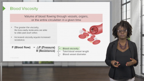 Cardiovascular System: Blood Vessels – Physiology (Nursing)