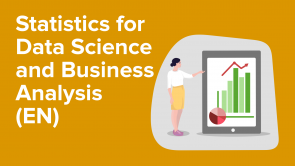 Statistics for Data Science and Business Analysis (EN)