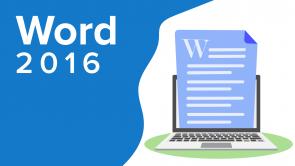 Microsoft Word 2016 (EN)
