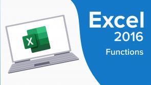Microsoft Excel: Functions (EN)