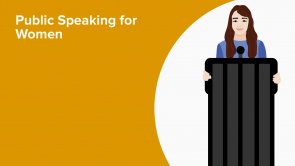 Public Speaking for Women (EN)