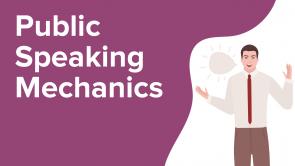 Public Speaking Mechanics (EN)