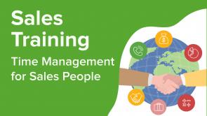 Time Management for Sales People (EN)