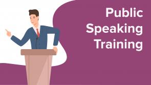 Public Speaking Training (EN)