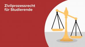 Zivilprozessrecht für Studierende